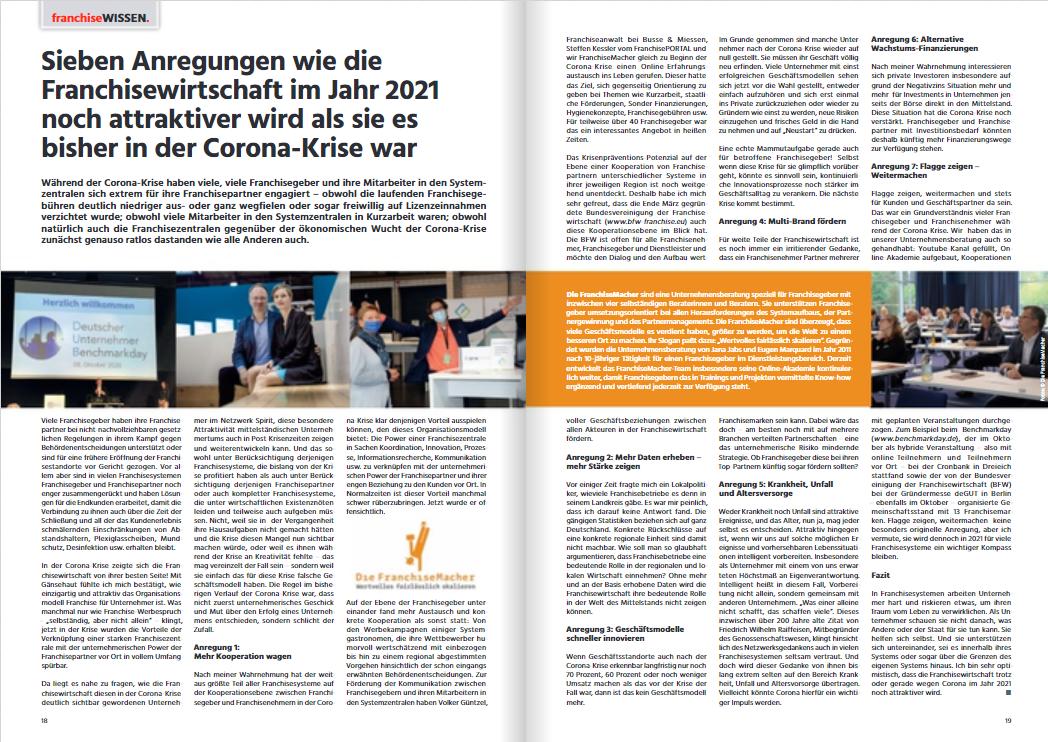 FranchiseErfolge12 2020