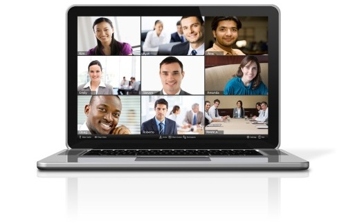 zoom online meeting